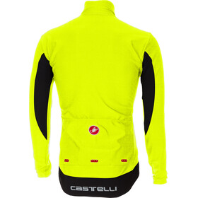 Castelli Perfetto Long Sleeve Jersey Men yellow fluo